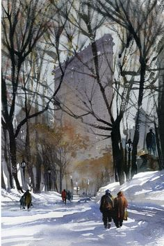 A registered architect and architectural artist, Thomas Schaller founded Schaller Architectu...