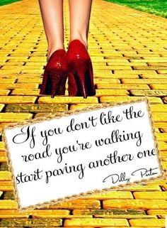 Road quote via Living Life at www.Facebook.com/KimmberlyFox.39