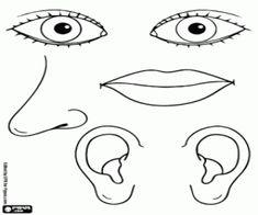 cinco sentidos theo soares desenhos desenhos para