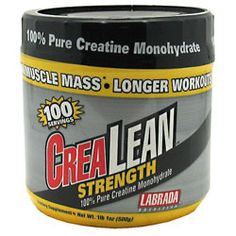 For women who want to get strong and stay slim at the same time we suggest this dietary supplement. 100% Pure Creatine Monohydrate. Increase Lean Muscle Mass. Longer Workouts. $16.99