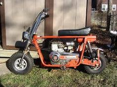 Allis mini bike