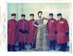 STELLA TENNANT BY CATHLEEN NAUNDORF FOR HARPER'S BAZAAR UK JULY 2013   The Fashionography