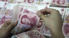 Chinese Yuan in Record Devaluation