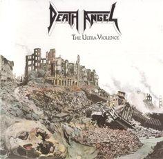 Muzyczny Esflores: Death Angel - Ultra-Violence