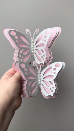 video ideas list video tutorials MEGA Butterfly SVG bundle commercial use Butterfly Cutting Butterfly Decorations, Butterfly Crafts, Flower Crafts, Butterfly Mobile, Butterfly Wall Decor, Paper Flowers Craft, Paper Crafts Origami, Diy Crafts For Gifts, Diy Arts And Crafts