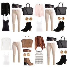 Fashion Pics, Collage, My Style, Polyvore, Closet, Image, Clothing, Collages, Armoire
