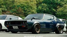 Nissan Skyline KGC110 | Lowered, Stance, JDM