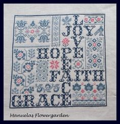 Cross Stitch Alphabet, Cross Stitch Patterns, Blog, Christian, Rugs, Projects, Welcome, Farmhouse Rugs, Log Projects