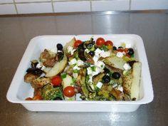 Græsk kartoffelsalat: