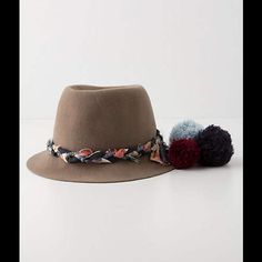 Anthropologie Sundries Cap OSFA Excellent condition Anthropologie Accessories Hats