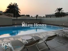 Sea View Apartment In Salmiya With Balcony 4 Rooms Guest Bath Maid Room Bath Shared S Pool Maids Room Home Good Pool