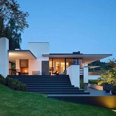 An der Achalm Residence by Alexander Brenner Architects, Reutlingen #Germany via @_archidesignhome_ ...