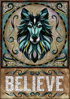 Believe by Andreas Preis, via Behance