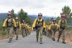 Las 'Brigadas de Refuerzo de Incendios Forestales' reiteran su intención de acudir a la huelga… ¿ahora?