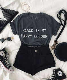 Roupas da moda para adolescente, looks de roupas и roupas fashion. Cute Teen Outfits, Teen Fashion Outfits, Teenager Outfits, Edgy Outfits, Cute Summer Outfits, Grunge Outfits, Outfits For Teens, Preteen Fashion, Trendy Fashion