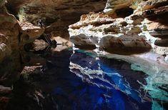 ディアマンティナ洞窟(ブラジル/バイーア州)