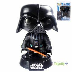 HOT! 3Choices New Funko Pop Vinyl Star Wars Yoda/Darth Vader/DARTH ...