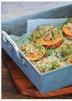 pecan crusted sweet potato6 | Flickr - Photo Sharing!