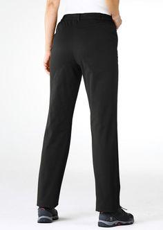Sportliche Hose schwarz 38632