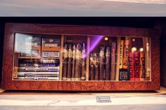 Zigarren in EVAA Cocktailbar Bad Oeynhausen