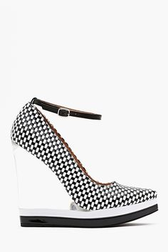 Piza Platform Wedge in What's New Shoes at Nasty Gal