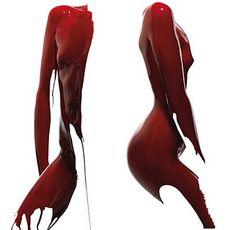 Blood 03 by John Ross