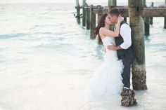Trash the Dress Beach Shoot - PHOTO SOURCE • STILL MOMENTS PHOTOGRAPHY