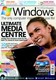 Kesäkuussa 2012 Entressen kirjastossa esitellään tiede- ja tekniikkalehtiä. Computer Magazines, Easy Movies, Media Center, Latest Technology, Best Tv, Getting Organized, Real Life, Advice, How To Get
