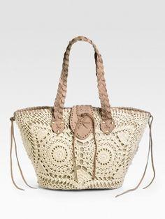 Bag crochet
