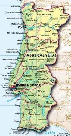 Portogallo - appunti