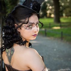 Shooting #Steampunk with Morgane @pookygoth  Complet album on my facebook page see my bio description  #Steampunkstyle #Steampunkart #bodypainting Steampunkgirl #Steampunkfashion #Steampunkcosplay #Punk #Fantasy #Industrial #Art #Portrait #Smile #Makeup #Costume #Cosplay #Beautiful #Style #amazing #photooftheday #model #fashion #follow4follow #like4like #followme #Paris #France #bodypainting #painting #facepainting #hate