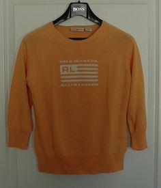 Ralph Lauren tröja 200 KR, använd 1 gång. Finstickad.