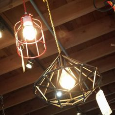 SOO in LOVE with the Diamond Lamp from @rustalgic. You can find it in our store only! #theclutterhouse #rustalgic #localaz #diamond #lamp