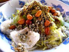 Mussel Rice in Huong River (Cơm Hến Sông Hương)