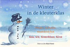 Versjes over kou, sneeuw, Sinterklaas en Kerst. Met een paar leuke verhalen van Boris en Katinka.
