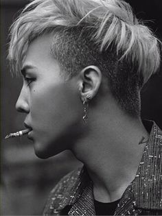 G Dragon - L'UOMO VOGUE