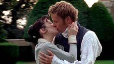 """""""Persuasion,"""" Jane Austen. Captain Wentworth and Anne Elliott."""