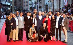 La 61 edición de la Seminci se estrena con una alfombra con actores y actrices multiculturales http://www.revcyl.com/www/index.php/cultura-y-turismo/item/8285-la-61-edici%C3%B3n-de-la-seminci-se-estrena-con-una-alfombra-con-actores-y-actrices-multiculturales
