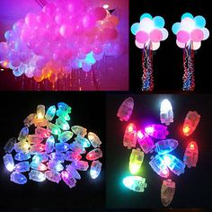 Waterproof LED Light for Paper Lantern Ballon Wedding Party Xmas Decoration Find great deals fo Led Balloons, Balloon Lights, Neon Birthday, Birthday Parties, Wedding Parties, Teen Parties, Xmas Decorations, Birthday Decorations, Dance Party Decorations