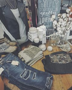 Treat Yourself to something n e w for FALL! ➳The boutiques are filled with lots of new for you and your home.  360.716.2982 Marysville    360.217.7684 Snohomish