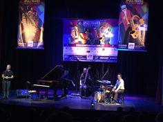 XXI FESTIVAL INTERNACIONAL DE JAZZ Y BLUES SMA #Steve Koven #Anthony Michelli #Rob Clutton