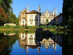 Casa de Mateus (Vila Real) Portugal