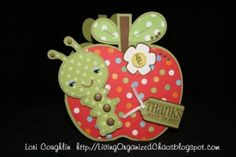 Organized Chaos...: Cards--There are lots of cute cards on this site, worth looking at.