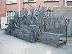 Les Miserable - barricade