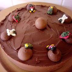 (2) Trüffel torta | Blankar receptje - Cookpad receptek Biscotti, Pudding, Cake, Food, Custard Pudding, Kuchen, Essen, Puddings, Meals