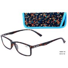 Eso Vision high quality reading glasses attach pouch Glasses +1.0 +1.5 +2.0 +2.5 +3 +3.5 +4.0