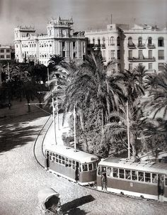San Fernando, Plaza, Vintage Photography, Costa, Street View, Block Paving, Alicante Spain, Day Spas, Spain