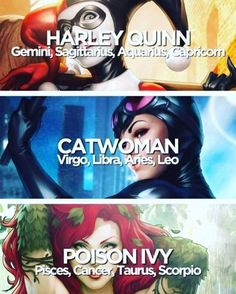Catwoman... no doubts on it!!