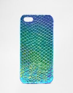 ASOS Holographic Snake iPhone 5 Case
