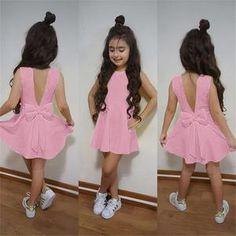 Dress Clothes For Women, Toddler Girl Dresses, Little Girl Dresses, Toddler Outfits, Kids Outfits, Girls Dresses, Flower Girl Dresses, Baby Dresses, Mini Dresses